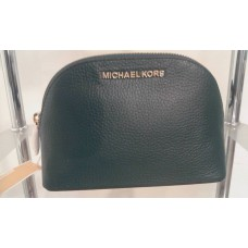 Michael Kors Travel Pouch Deep Teal