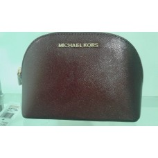 Michael Kors Travel Pouch Merlot
