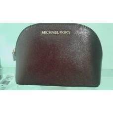 Michael Kors Travel Pouch Merlot