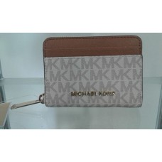 Michael Kors Card Case Vanilla