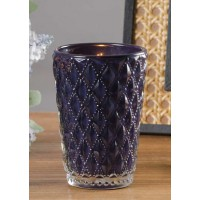 AdTrend Scented Candel Juicy Fig in Glass Cup