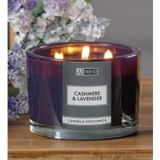 AdTrend Scented Candel Cashmere & Lavender