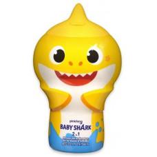 Air Val Baby Shark 2D Shower Gel & Shampoo