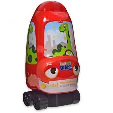 Air Val Eua My Dino 2D Shower Gel & Shampoo