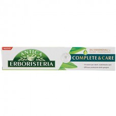 Antica Erboristera Tootpaste Two Pack Complete & Care (2 x 75ml)