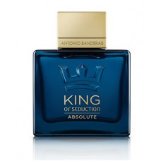Antonio Banderas King of Seduction Absolute EDT For Men