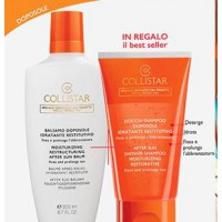 Collistar  FREE Suncare Product when you buy Eur 25  Collistar products