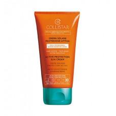 Collistar Active Sun Cream face-body SPF 30