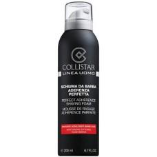 Collistar Mens Line Perfect Adherence Shaving Foam Tough Beards