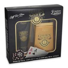 Creation Lamis Golden Wave Gift Set For Men