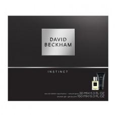 David Beckham Instinct Giftset For Men
