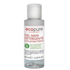 Ecopure Hand Sanitizer Cleasing Gel 50ml