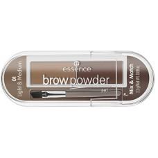 Essence Brow Powder Set 01