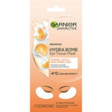 Garnier Eye Sheet Mask Hyaluronic Acid And Orange Juice