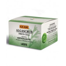 Guam Alga Scrub Dren Cell Anti Cellulite