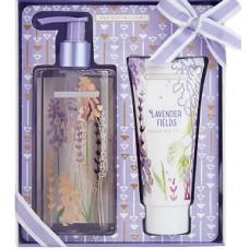 Heathcote & Ivory Lavender Fields Hand Wash & Hand Cream