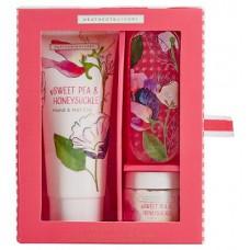 Heathcote & Ivory Sweat Pea & Honey & Suckle Gift Pack