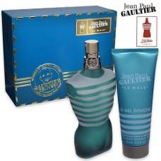 Jean Paul Gaultier Le Male EDT 75ml + shower gel 75ml Gift Set For Men