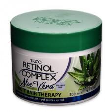 Keratin Complex  Trico Retinol Aloe Vera Hair Therapy