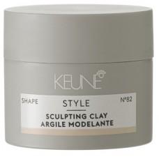 Keune Style No 82 Sculpting Clay Travel Size  12.5 ml