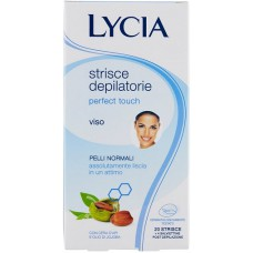 LYCIA Perfect Touch Wax Strips Face - 20 pcs