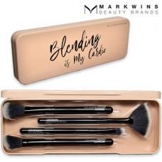 Markwins Blending is my Cardio Face Brush Set