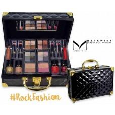 Markwins Rock Fashion Makeup Case