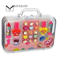 Markwins Pop Girl Mini Beauty Case Set