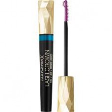 MAX FACTOR EYE LASH CROWN MASCARA BLACK WATERPROOF