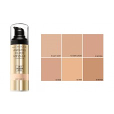 MAX FACTOR AGELESS ELIXIR 2IN1 FOUNDATION (7 COLOURS)