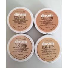 Maybelline Dream Cushion Fresh Face Liquid Foundation (4 shades)