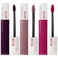Maybelline Superstay 24 Matte Ink Lipstick (40 shades)