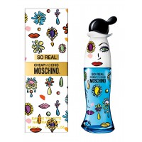 Moschino Cheap & Chic So Real EDT For Women