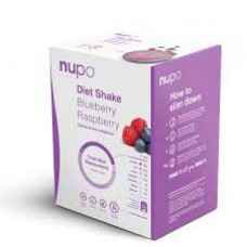 Nupo Diet Shake - Blueberry Raspberry
