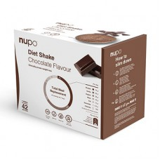 Nupo Diet Shake Chocolate Value Pack