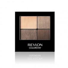 Revlon ColorStay 16 Hour Eye Shadow Quad 500 Addictive