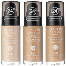 Revlon ColorStay Makeup for Combination/Oily SPF15 (5 Shades)