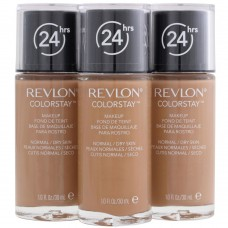 Revlon ColorStay Makeup for Normal/Dry SPF 20 (4 shades)