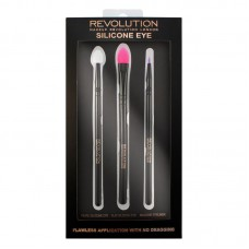 Revolution Beauty Silicone Eye Brushes