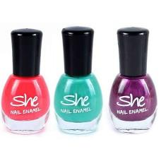 She Nail Polish (40 shades)