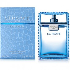 Versace Man Eau Fraiche Spray EDT For Men