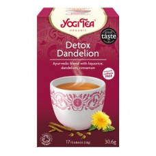 Yogi Tea Organic Detox Dandelion