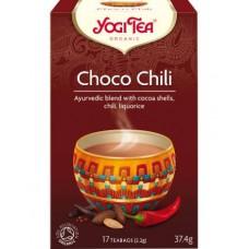 Yogi Tea Organic Choco Chili