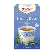 Yogi Tea Organic Breathe Deep