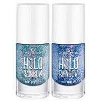 Essence Holo Rainbow Nail Polish (2 shades)