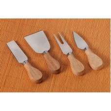 AdTrend 4 piece cheese knives