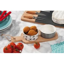 AdTrend 2 bowls + board